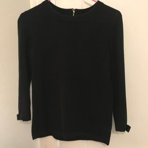 Kate Spade Merino Wool and Cashmere Sweater